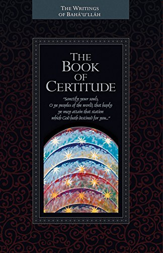 The Kitab-I-Iqan Book of Certitude de Baha'i Publishing