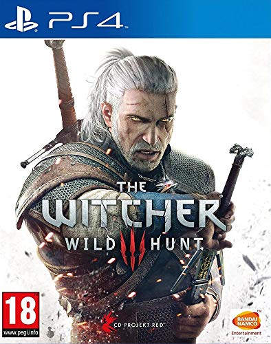 The Witcher 3 : Wild Hunt de Bandai Namco Entertainment