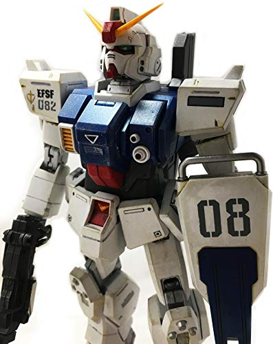 RX-79G Gundam Ground Type GUNPLA MG Master Grade 1/100 de Bandai