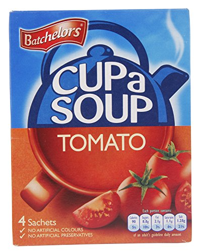 Batchelors - Cup A Soup Tomato 93G de Batchelors