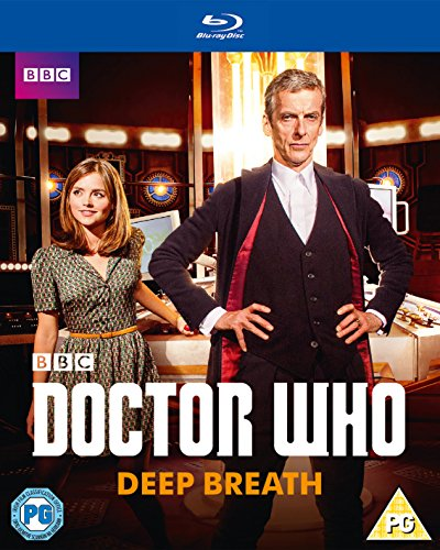 Doctor Who - Deep Breath [Blu-ray] [Import anglais] de Bbc