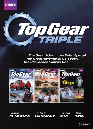 Top Gear Triple [Import anglais] de Bbc