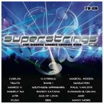 Vol.1-Superstrings [Import anglais] de BLACK HOLE