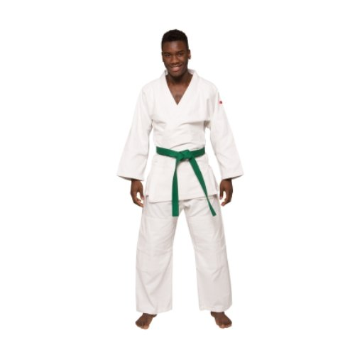 BeMartial Regular, judogi Mixte Adulte, Adulte Mixte, Regular, Bianco de BeMartial