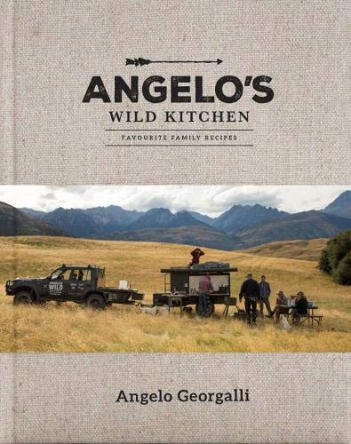 Angelos Wild Kitchen de Beatnik Publishing