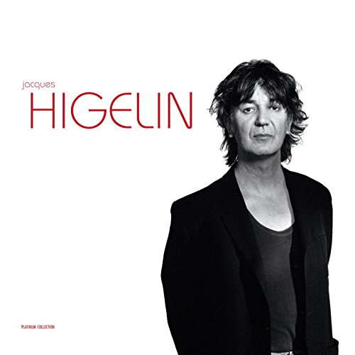 Jacques Higelin Platinium Higelin de Believe Distribution Services