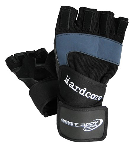 Best Body Nutrition Hardcore Gants XXL de Best Body Nutrition
