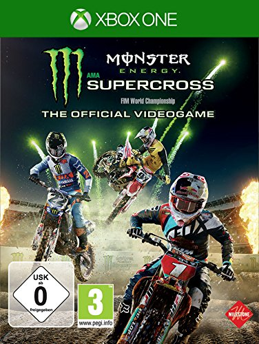 Monster Energy Supercross: The Official Videogame [Import allemand] de Bigben Interactive