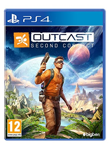 Outcast: Second Contact (Playstation 4) [UK IMPORT] de Bigben
