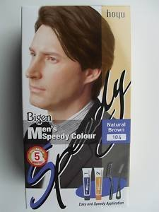 Bigen Homme Speedy Coloration de Cheveux 104 Brun Naturel de Bigen