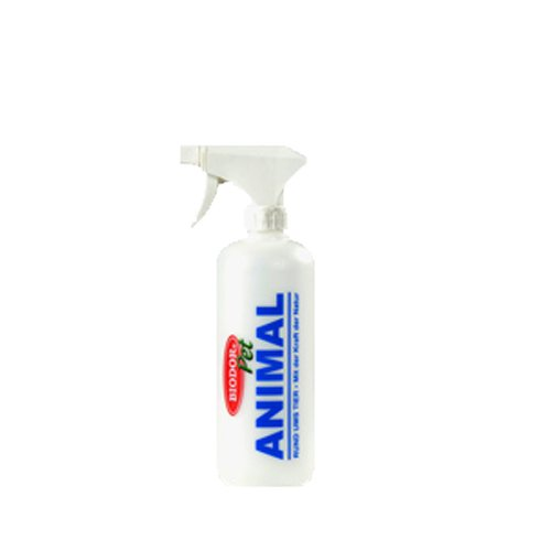 Biodor Animal - Spray 500 ml (flacon vide) de Biodor