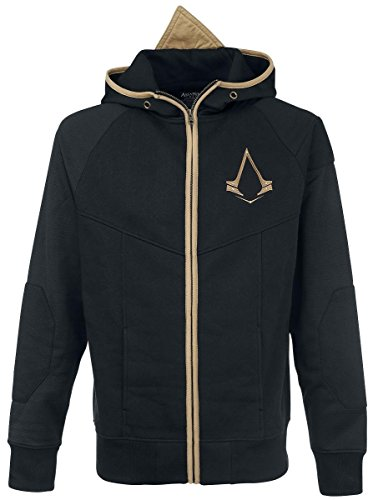 Hoodie 'Assassin's Creed : Syndicate' - Bronze Logo - Taille L de Bioworld