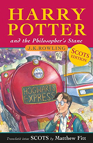 Harry Potter and the Philosopher's Stane de Black & White Publishing (Itchy Coo)