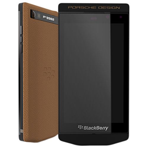 'Blackberry PRD-60451–001 10,66 cm (4,2 pouces) Smartphone p9982 Porsche Design (LTE, mémoire 64 Go, appareil photo 8 Mpx, os 10, Bluetooth 4.0) Cognac de de BlackBerry