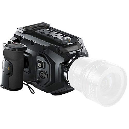 Blackmagic Design URSA MINI 4K EF Camescopes Classique de Blackmagic Design