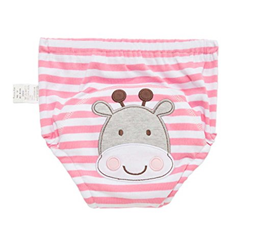 2 Pieces Of Pants Étude baby et respirante Diapers rose de Blancho