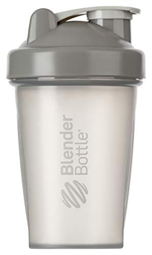 BlenderBottle Classic  Shaker | Shaker Protéine | Bouteille d'eau |Blenderball | 590ml - Pebble de Blender Bottle