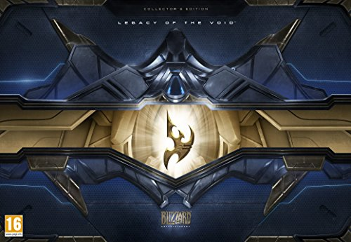 Starcraft 2 : Legacy Of The Void - Collector's Edition [import anglais] de Blizzard