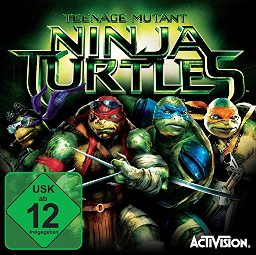 Teenage Mutant Ninja Turtles Movie [import allemand] de Blizzard