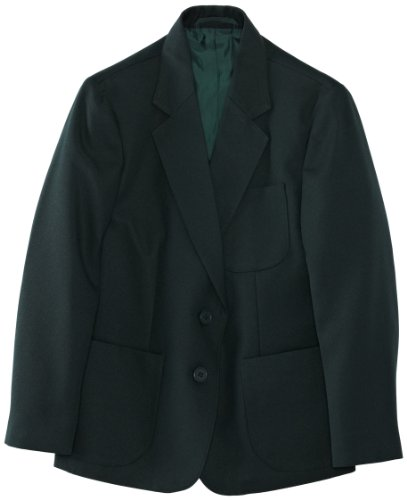 """Blue Max Banner - Blouson mixte enfant - Ziggys Girls Zip Entry Blazer, Vert, 22"""" Chest"" de Blue Max Banner"