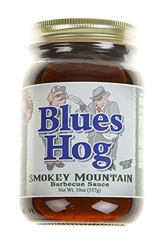 Blues Hog 'Smokey Mountain' BBQ Sauce - 0.473 l (1 US Pt - 16 oz) de Blues Hog BBQ