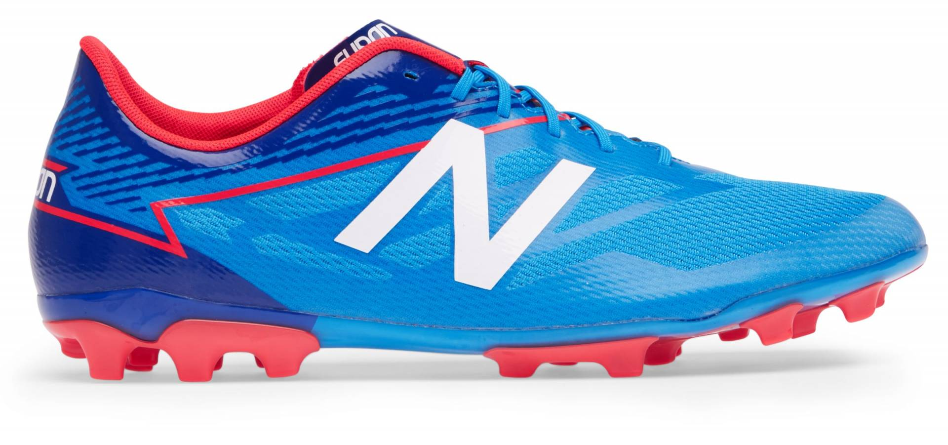 Furon 3.0 Mid AG de Bolt with Team Royal & Energy Red