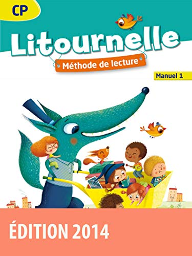 Litournelle CP de Bordas Editions