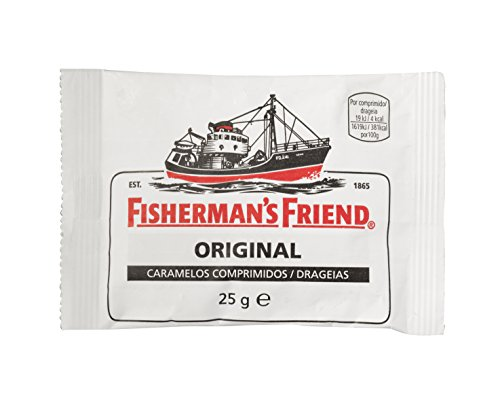 Box Fisherman's Friend Original 12 pcs de Box Fisherman's Friend Original 12 pcs