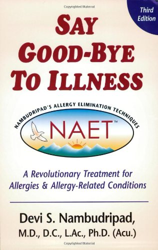 Say Good-By to Illness de Brand: Delta Publishers