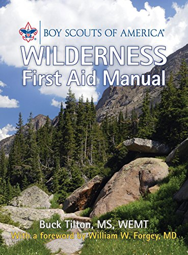 Boy Scouts of America Wilderness First Aid Manual de Brand: Falcon