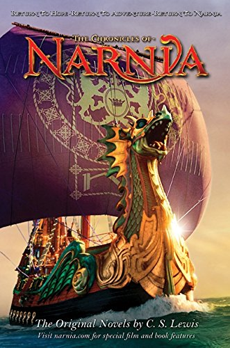 The Chronicles of Narnia Movie Tie-in Edition: 7 Books in 1 Paperback de HarperCollins