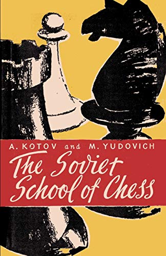 The Soviet School of Chess de Brand: Ishi Press