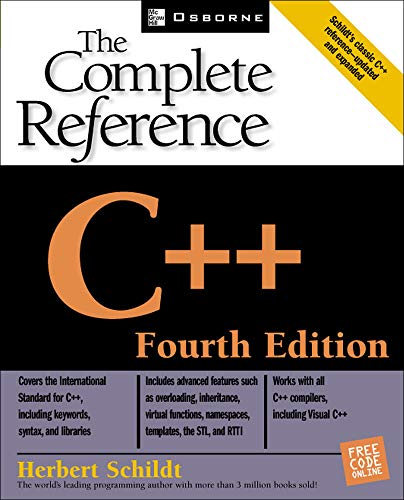 C++: The Complete Reference, 4th Edition de Brand: McGrawHill
