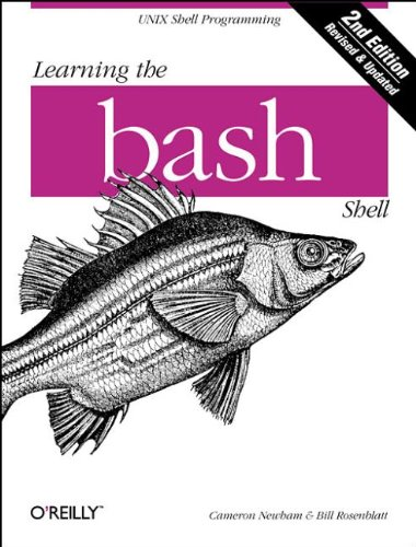 Learning the bash Shell, 2nd Edition  (en anglais) de O'Reilly