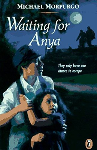Waiting for Anya de Brand: Puffin