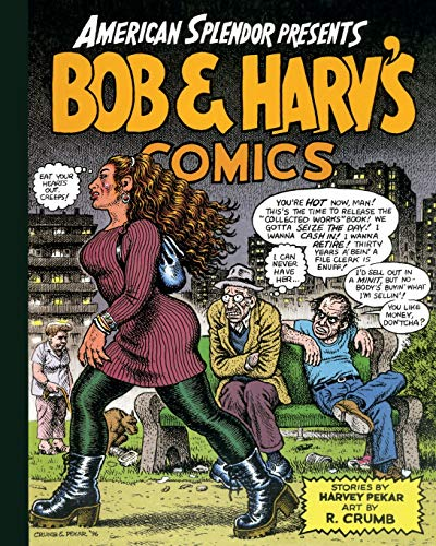 Bob and Harv's Comics de Brand: Running Press