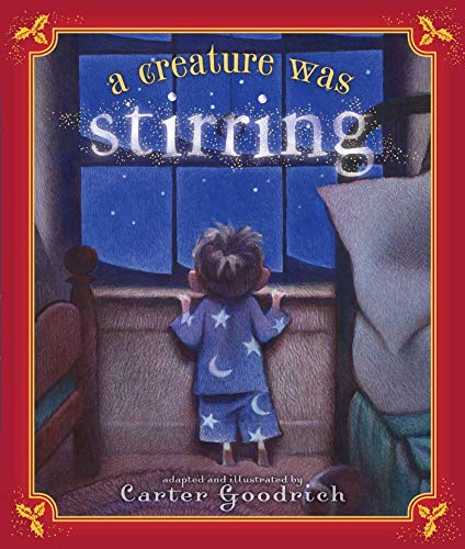 A Creature Was Stirring de Simon & Schuster Books for Young Readers