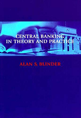 Central Banking in Theory & Practice (Paper) de Brand: The MIT Press