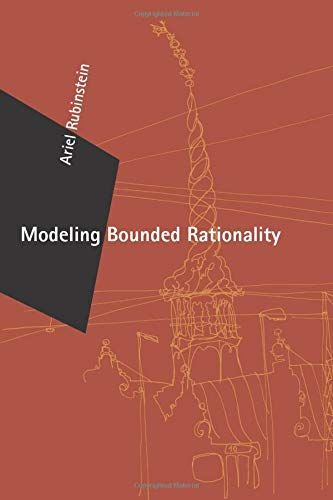 Modeling Bounded Rationality (Zeuthen Lectures) de MIT Press