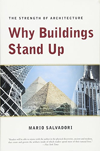 Why Buildings Stand Up - The Strength of Architecture Rei de W. W. Norton & Company