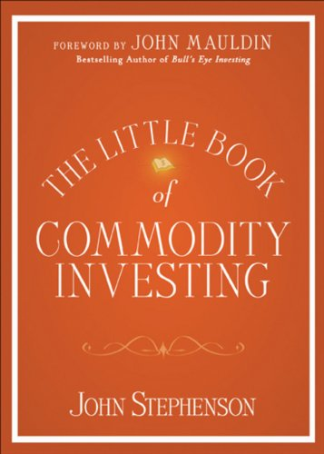 The Little Book of Commodity Investing de Brand: Wiley