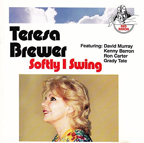 Softly I Swing [Import USA] de Brewer, Teresa