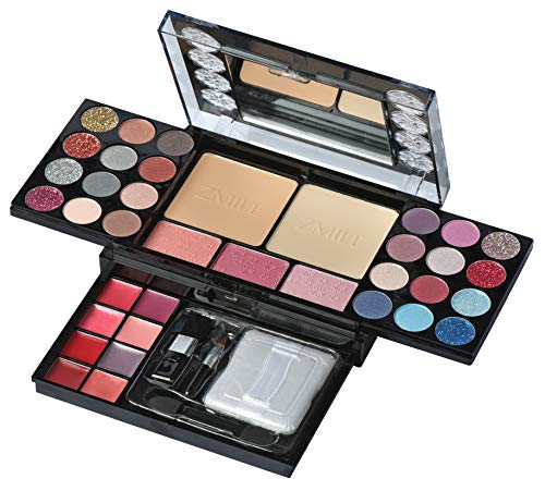 Briconti Mini Déplie Cosmétique Palette Ensemble, diamants, 40 de Briconti