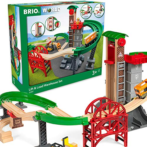 Brio World- Grand Circuit Plateforme MULTIMODALE, 33887 de Brio World