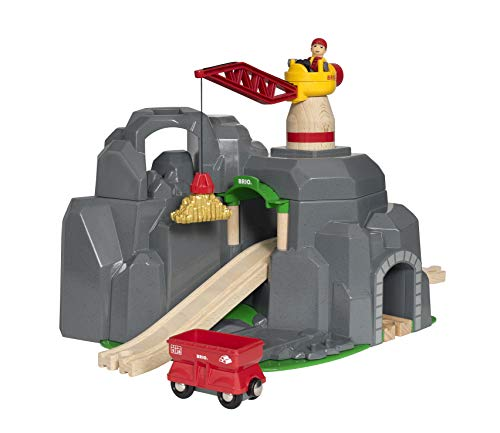 Brio World-33889 Grue, 33889, Multicolore de Brio World
