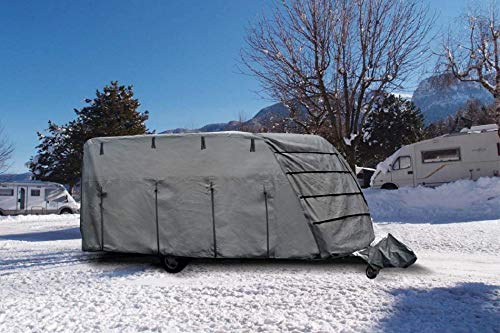 Brunner 7241462N Protéction Camper Cover 6M, 500-550 cm de Brunner