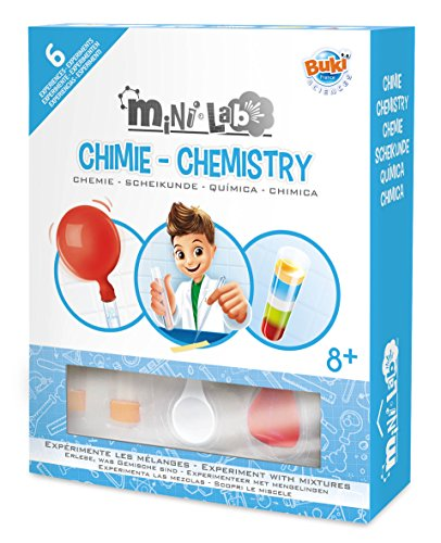 Buki - 3001 - Mini Lab Chimie de Buki