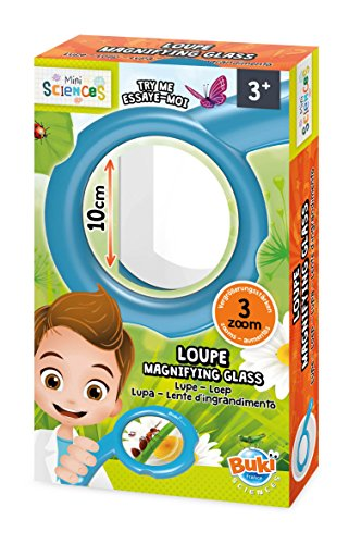 Buki - 9007 - Mini sciences loupe de Buki