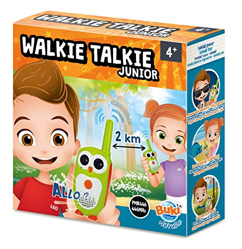 Buki - TW03 - Talkie Walkie junior de Buki