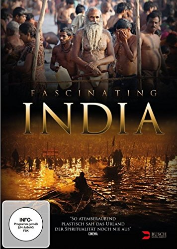 Fascinating India [Import] de Busch Media Group (Alive)